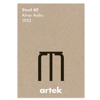 Artek Jakkara 60 poster