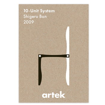 Artek 10 Unit poster