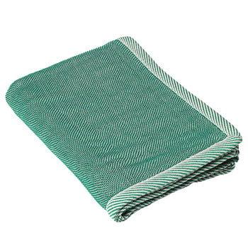 Muuto Ripple throw, green