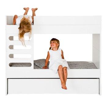 AVA Room AVA kerrossänky Kids, valkoinen