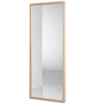 Artek Aalto mirror 192A, natural lacquered
