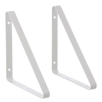 Ferm Living Shelf Hangers 2 pcs, white