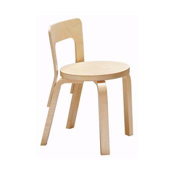 Artek Aalto lasten tuoli N65, koivu