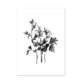 Shadows of flowers juliste