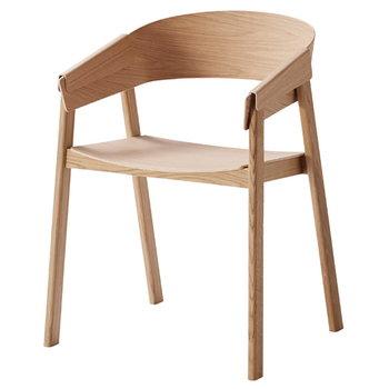 Muuto Cover tuoli, tammi