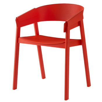 Muuto Cover chair, red