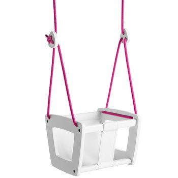 Lillagunga Lillagunga Toddler swing, white