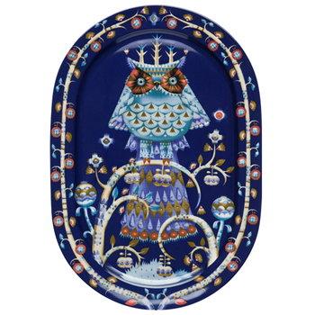 Iittala Taika tarjoilulautanen 41 cm, sininen