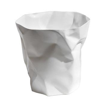 Bin Bin paperikori, valkoinen