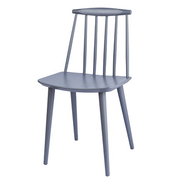 Hay J77 chair, grey