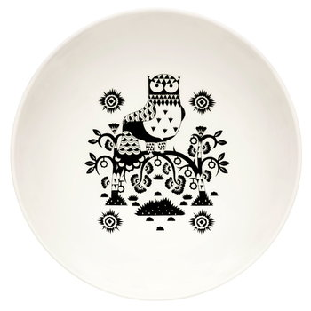 Iittala Taika serving bowl 1,45 L, black