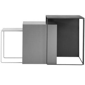 Cluster Tables 3 Pcs, Grey