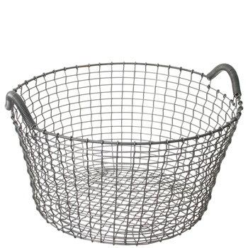 Korbo Wire basket Classic 35, galvanized