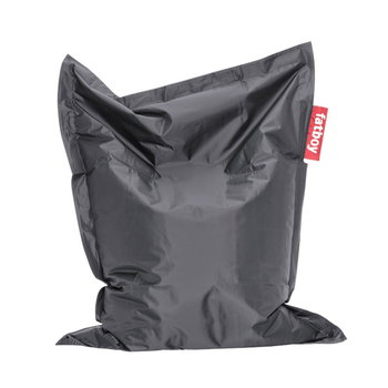 Fatboy Poltrona sacco per bambini Junior, grigio scuro