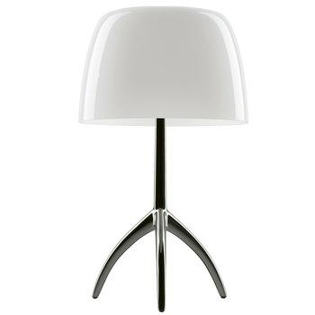 Foscarini Lumiere 05 table lamp, large, white