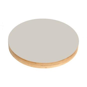 Kotonadesign Muistitaulu pieni pyöreä, harmaa