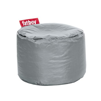 Fatboy Point stool, silver