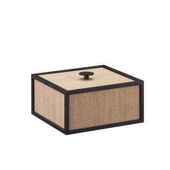 By Lassen Frame 14 box, oak