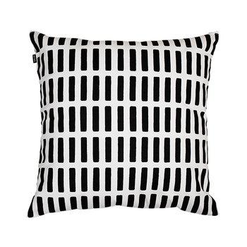 Artek Siena tyynynpäällinen 40x40cm, musta-valkoinen