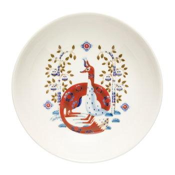 Iittala Taika deep plate 22 cm, white