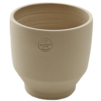 Skagerak Edge pot, medium, sierra yellow