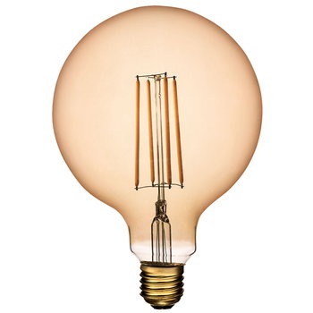 Airam LED Antique Globe bulb 12,5 cm E27 4W