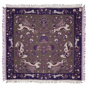 Klaus Haapaniemi Rabbit peitto, violetti