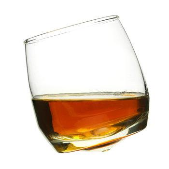 Sagaform Whiskey glass, rounded base, 6-pack
