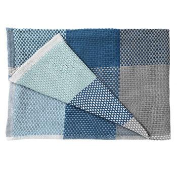 Muuto Loom throw, blue