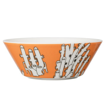 Arabia Moomin bowl, Hattifatteners