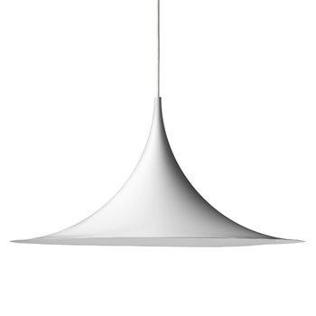 Gubi Semi pendant 47 cm, matt white