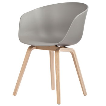 Hay About A Chair, AAC22, grey - soaped oak