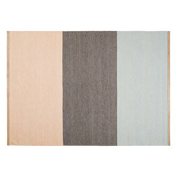Design House Stockholm Fields rug, 170 x 240 cm, brown