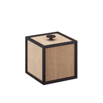 By Lassen Frame 10 box, oak