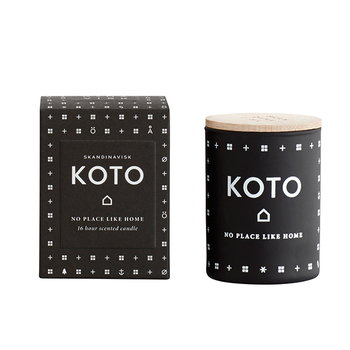 Skandinavisk Scented candle with lid, KOTO, small