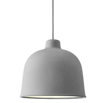 Muuto Grain pendant, grey
