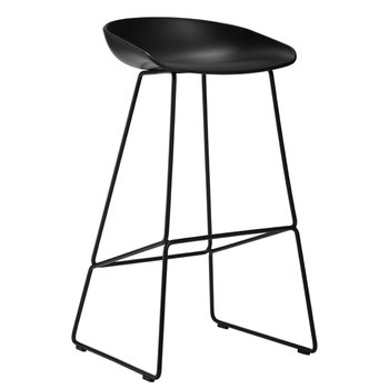 Hay About A Stool bar stool, AAS38, black
