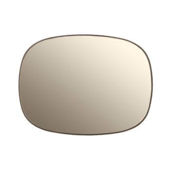 Muuto Framed peili, pieni, hiekka