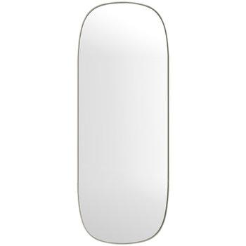 Muuto Framed peili, iso, harmaa
