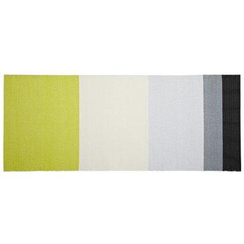 Hay Paper carpet, Lemon Steel
