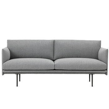 Muuto Outline sofa, 2-seater