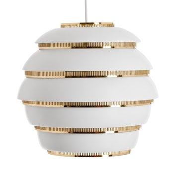 Artek Aalto Beehive pendant light A331, brass