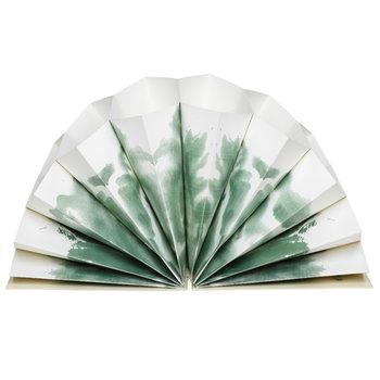 Hay Plissé folder Colour wash, A5