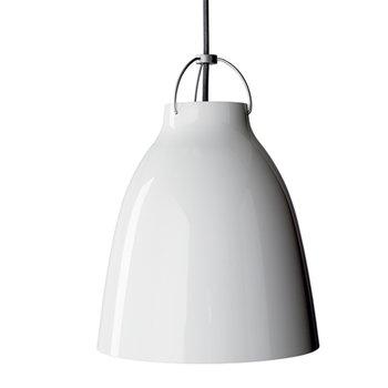 Lightyears Caravaggio P3 lamp, white