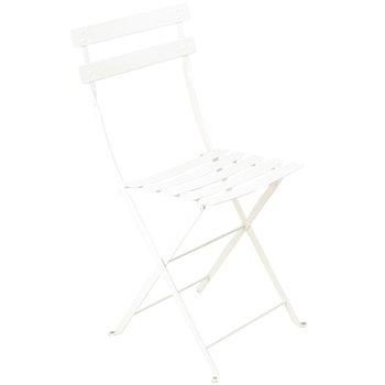 Fermob Bistro Metal tuoli, cotton white