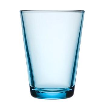 Iittala Kartio juomalasi 40 cl, vaaleansininen, 2 kpl