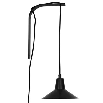 Studio Joanna Laajisto Edit wall lamp, black-black