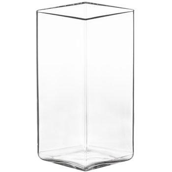 Iittala Ruutu vase, 115 x 180 mm, clear