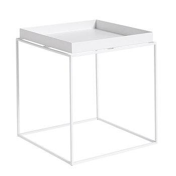 Hay Tarjotinpöytä keskikokoinen, valkoinen