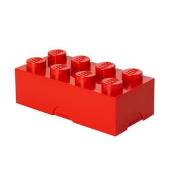 Room Copenhagen Lego lunch box, red